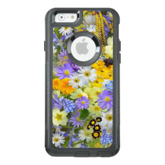 Spring Flowers Bright Colourful Floral OtterBox iPhone 6/6s Case