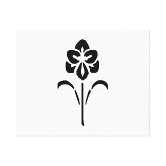 Spring Flowers Stretched Canvas Prints