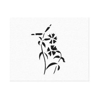 Spring Flowers Canvas Prints