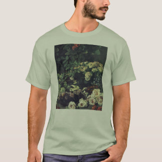 Spring Flowers - Claude Monet T-Shirt