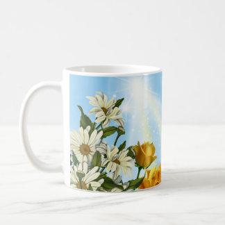 Spring Flowers Coffee Mug