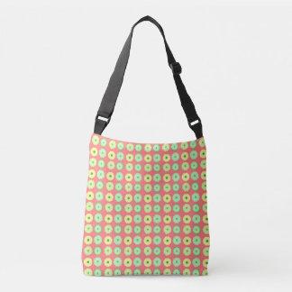 Spring Flowers Crossbody Bag