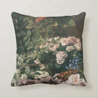 Spring Flowers Cushion