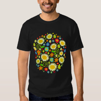 Spring Flowers - Customized T Shirts