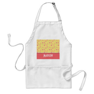 Spring Flowers; Cute Floral Aprons