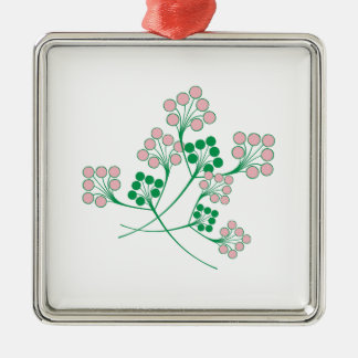 Spring Flowers Ornament