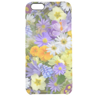 Spring Flowers iPhone 6/6S Plus Clear Case