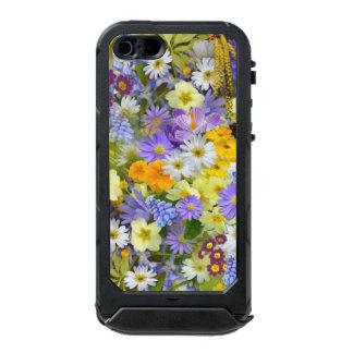 Spring Flowers iPhone SE/5/5S Incipio ATLAS ID Incipio ATLAS ID™ iPhone 5 Case