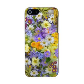 Spring Flowers iPhone SE/5/5S Incipio Shine Case