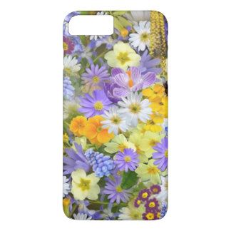 Spring Flowers iPhone X/8/7 Plus Barely There Case
