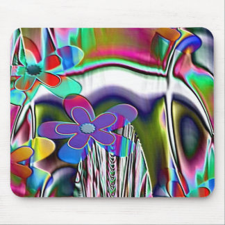 Spring Flowers Mouse Mats