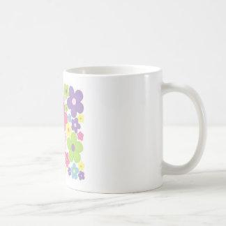 Spring Flowers Mugs