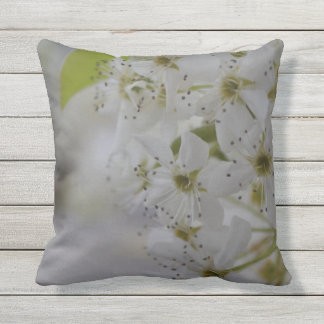 Spring Flowers Outdoor Cushion