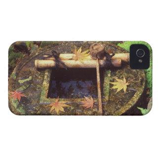 Spring for Tea Ceremony Ryanji Temple Kyoto Case-Mate Blackberry Case