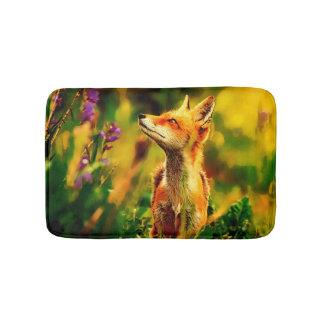 Spring Fox Bath Mat