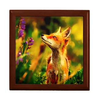 Spring Fox Gift Box