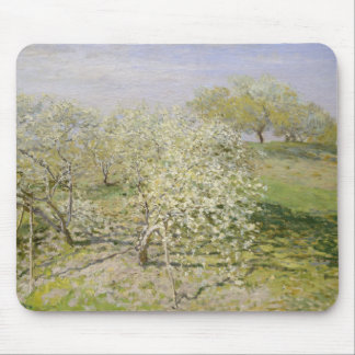 Spring Fruit Trees in Bloom Mouse Pad