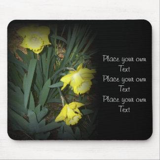 Spring garden Customizable mousepad