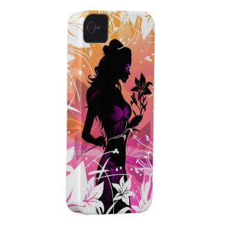 Spring Garden iPhone 4 Case