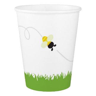 Spring Garden Paper Cups
