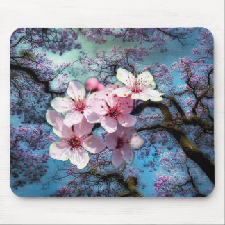 Spring gift mouse pad
