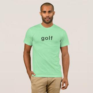Spring Golf T-Shirt