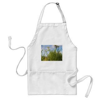 Spring Grass Standard Apron