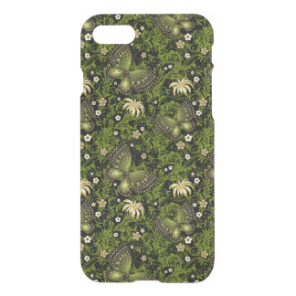 Spring Green-gold Pattern iPhone 7 Case