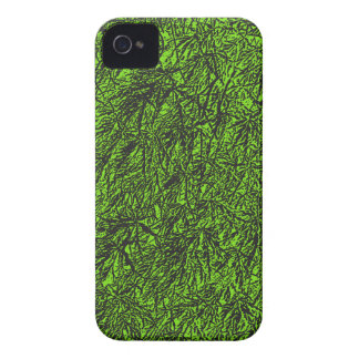 """Spring Greens"" pattern iPhone 4 Case-Mate Cases"