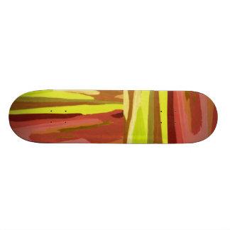Spring Greenz Skateboard Skateboard Deck