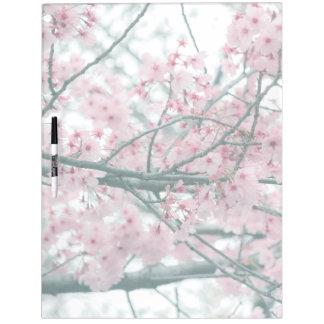 Spring Hanami Festival, Cherry Blossoms in Kyoto Dry Erase Board