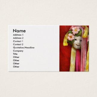 Spring - Harbinger of Spring Business Card