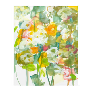 Spring has Sprung II Acrylic Wall Art