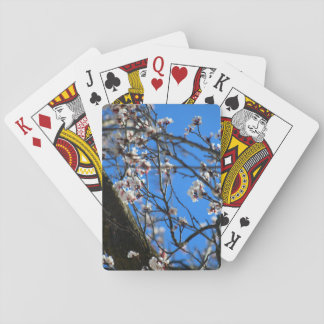 Spring In Bloom Playing Cards