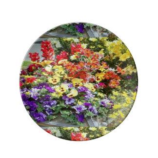 Spring in Breckenridge Porcelain Plates