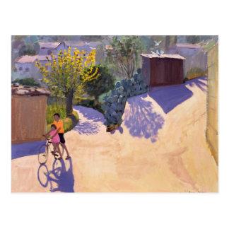 Spring in Cyprus 1996 Postcard