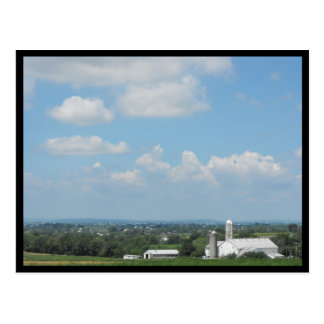 ~ Spring in Lancaster County ~ 118 Postcard