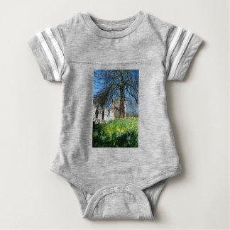 Spring in Museum Gardens Baby Bodysuit
