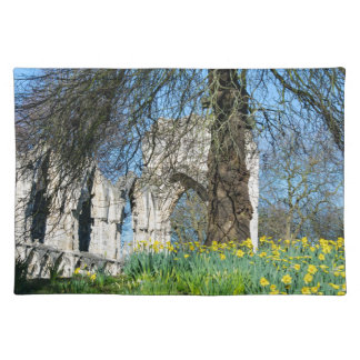 Spring in Museum Gardens Placemat