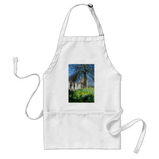 Spring in Museum Gardens Standard Apron