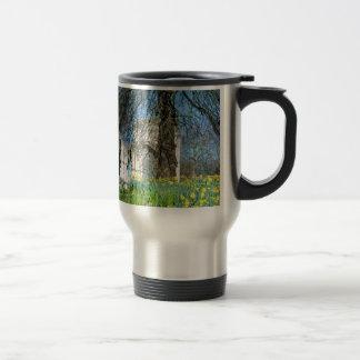 Spring in Museum Gardens Travel Mug
