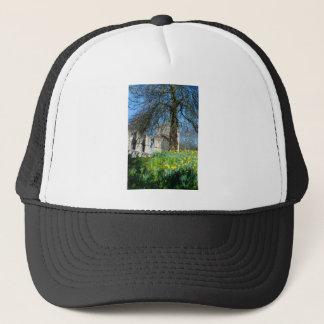 Spring in Museum Gardens Trucker Hat
