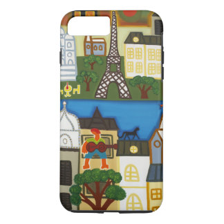 Spring in Paris 2006 iPhone 7 Plus Case