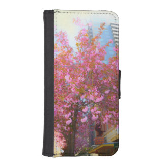 Spring in Seattle iPhone SE/5/5s Wallet Case
