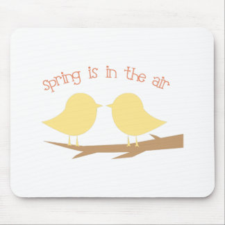 Spring In The Air Mousepads