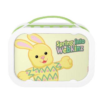 Spring Into Webkinz! Lunchbox
