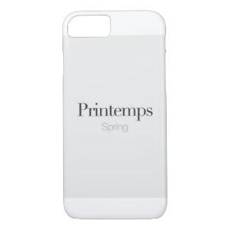 Spring. iPhone 7 Case