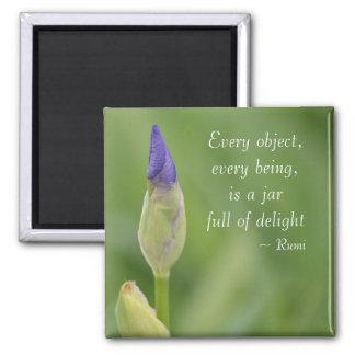 Spring Iris Magnet