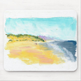 Spring is Coming Mouse Pad