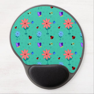 Spring is Here! Gel Mouse Pad